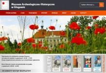 2015-06-09 Głogowskie Muzeum ma nową strone www
