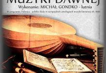 2015-07-22 Muzyka dawna zabrzmi w głogowskim Muzeum @Muzeum Archeologiczno-Historyczne (plakat)