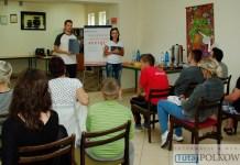 """2015-07-31 Radwanice: Ruszyła """"Sztuka tolerancji"""", czyli teatr dla każdego (fot.M.Kowalska)"""