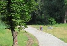 2015-07-08 Powstaje ścieżka przy ul. Rudnowskiej @ul. Rudnowska (fot. UM Głogów)