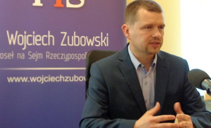 2015-0708 Głolgów Poseł przedstawił programPiS @ Wojciech Zubowski (fot. A. Błaszczyk)