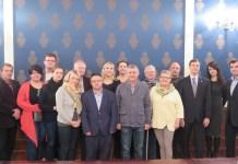 2015-11-02 Miejska Rada Działalności Pożytku Publicznego już po pierwszym posiedzeniu @Ratusz (fot. UM Głogów)