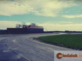 2016-01 Powiat polkowicki przebudowa wsi Koźlice - scalenie gruntów