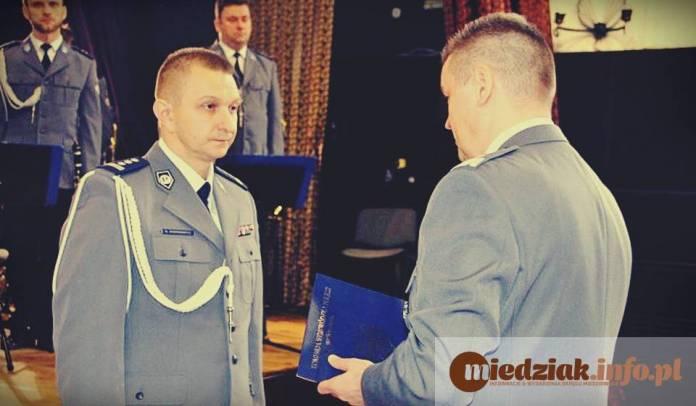 Policja Głogów - Krzysztof Sidorowicz mianowany na Zastępcę Komendanta Wojewódzkiego we Wrocławiu