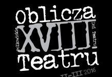2015-01-23 XVIII Oblicza Teatru Polkowice Festiwal plakat