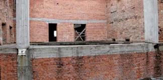 10.02.2016 r. Głogów, ruiny teatru im.A.Gryphiusa,konferencja prasowa