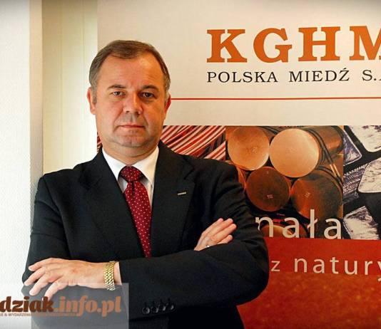 Miedziak.info.pl KGHM Polska Miedź SA prezes Krzysztof Skóra 2016