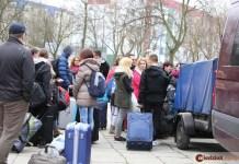 14.02.2016 r. Głogów, wyjazd uczniów ZSzOI na praktyki zawodowe do Niemiec
