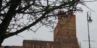 Ruiny kościoła św. Mikołaja w Głogowie