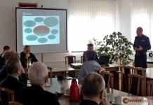 9.02.2016 r. Komenda Powiatowa Policji w Głogowie, Konsultacje społeczne