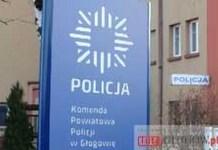 Policja Komenda wejście