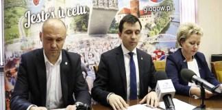 2016.04.22. Głogów, konferencja orasowa sesja Rady Miasta
