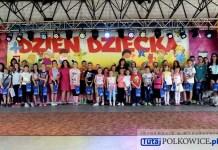 2016.06.03. Polkowice, scena, Dzień Dziecka, inauguracja Polkowickiej Karty Dużej Rodziny