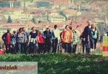 Miedziak.info.pl Nordic Walking w mieście ruch aktywność fizyczna