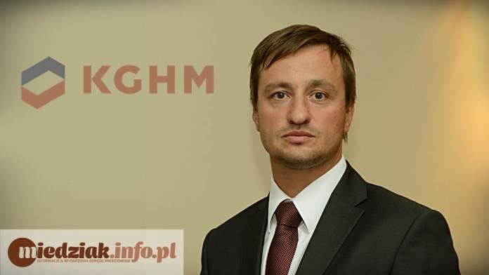 Miedziak.info.pl Dominik Hunek Członek Rady Nadzorczej KGHM adwokat oddelegowany Wiceprezes ds Rozwoju