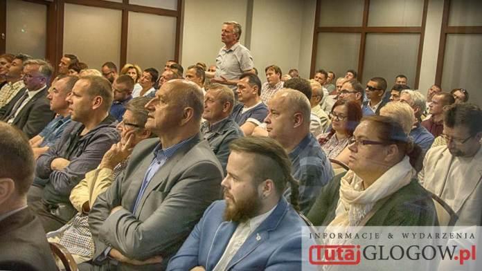TutajGLOGOW.pl 2016-09-17 Nowoczesna Spotkanie otwarte Lepsza Polska z Ryszardem Petru @ Hotel Qubus Głogów - uczestnicy