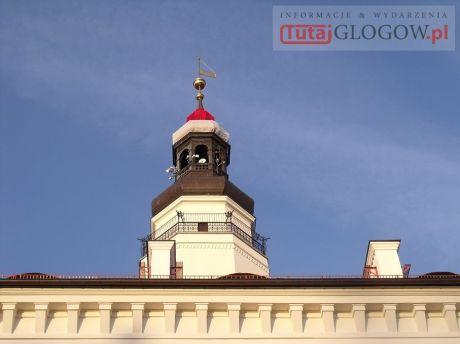 Wieża ratuszowa w Głogowie