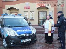 Nowe radiowozy w KPP w Głogowie (6.)