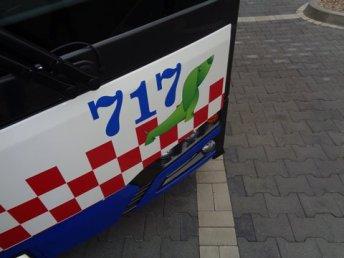 Nowe autobusy, maj 2017, Ł. Famulski