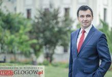 TutajGLOGOW.pl Prezydent Głogowa Rafael Rokaszewicz