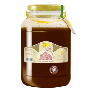 Miel de Carrasca 5,3 kg. (Sierra de Cucalón)