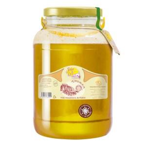 Miel de Ajedrea 5,3 kg. (Monasterio de Piedra)