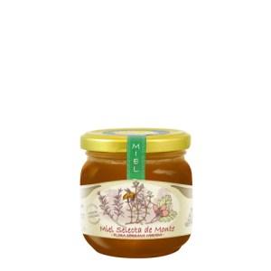 Miel de Flora Serrana 250 g. (Monte Selecta)
