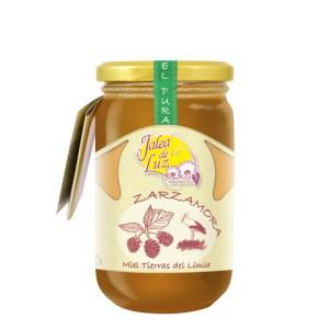 Miel de Zarzamora 500 g. (Tierras de Limia)