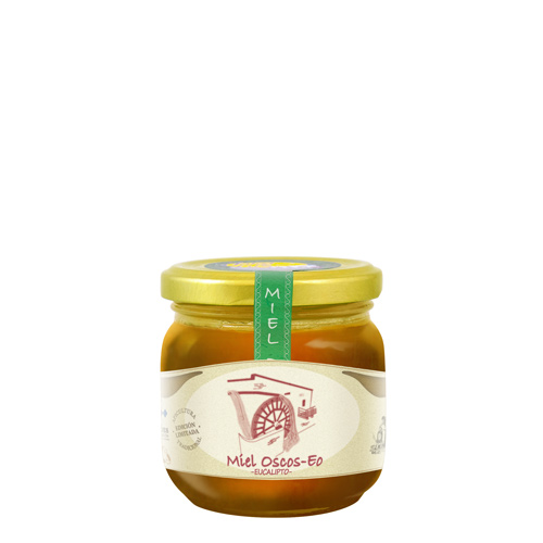 Miel de Eucalipto 250 g. (Reserva de Oscos-Eo)