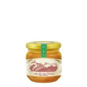 Miel de Flora Montana 250 g. (Alto Pirineo)