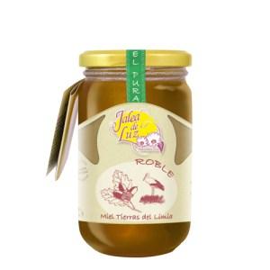 Miel de Roble 500 g. (Tierras de Limia)