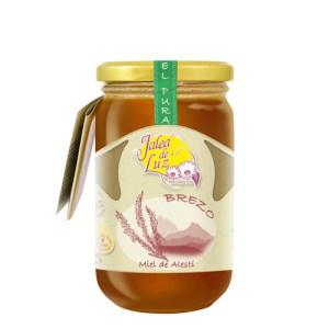 Miel de Brezo 500 g. (Alesti)