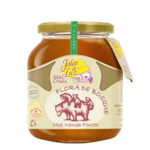 Miel de Flora de Bosque 950 g. (Narcea-Fontes)