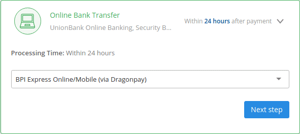 CrypTalk Philippines: Fund your coins.ph account using bpi