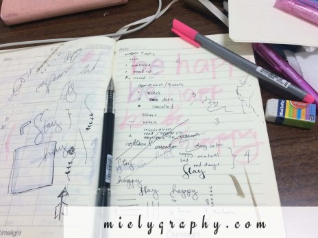 my messy journal: Mielygraphy