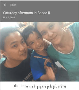 Automated album depending on the event: Google Photos Review