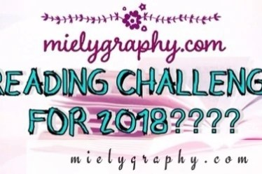 Reading challenge for 2018