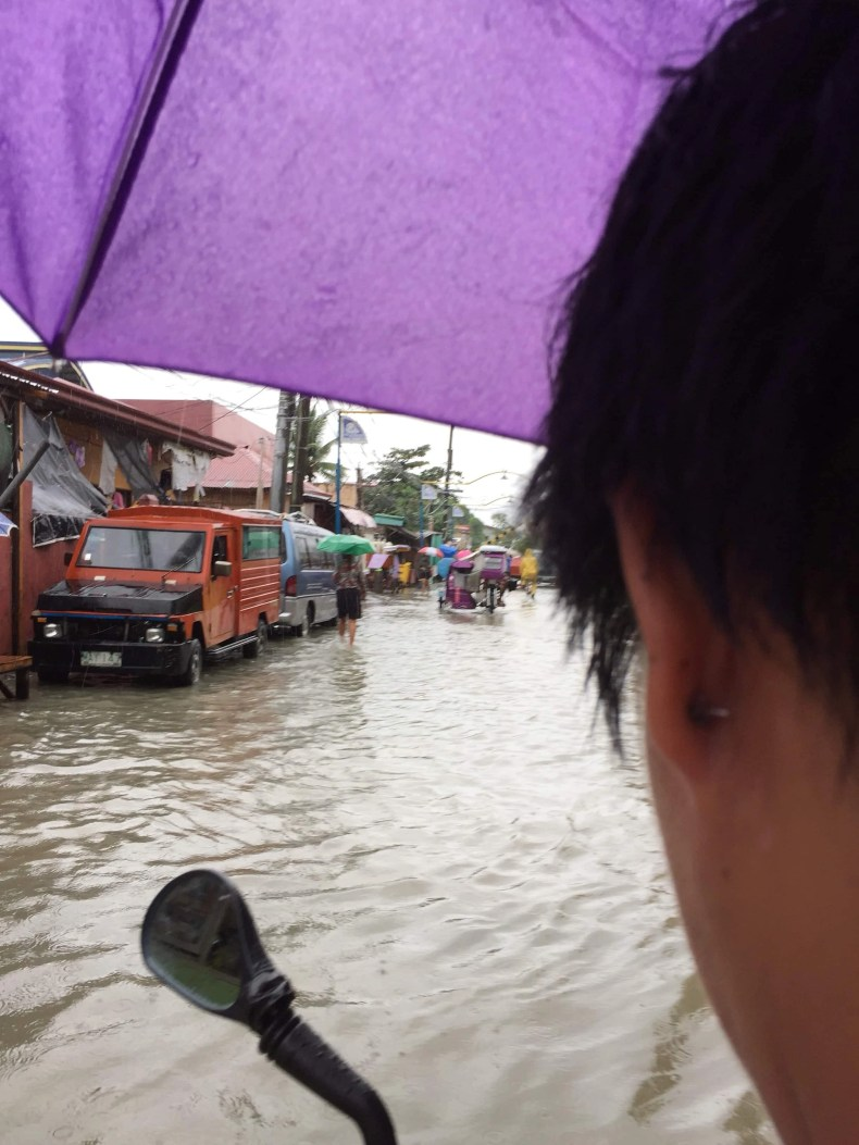 Bacoor Cavite in State of Calamity July 22 2018