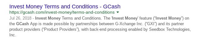 GCash New Invest Money Feature!