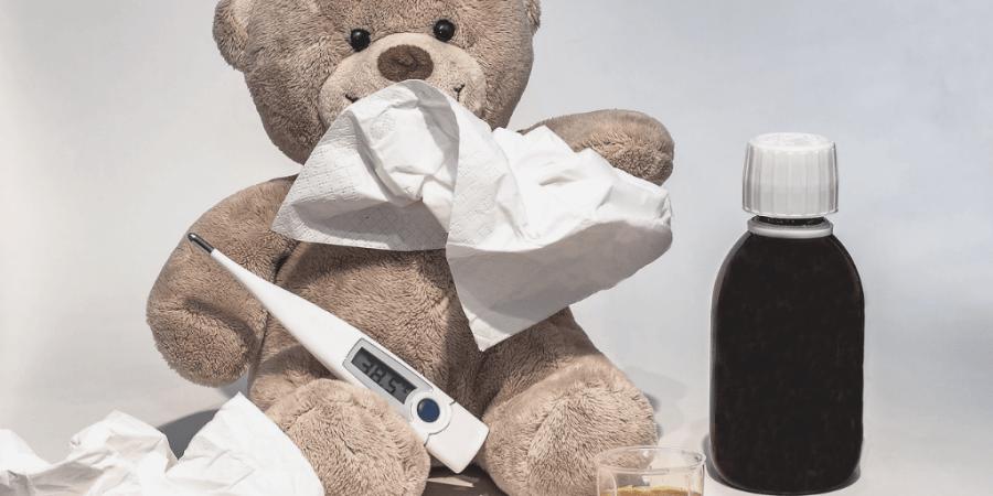 fever reaches 39 degree celcius
