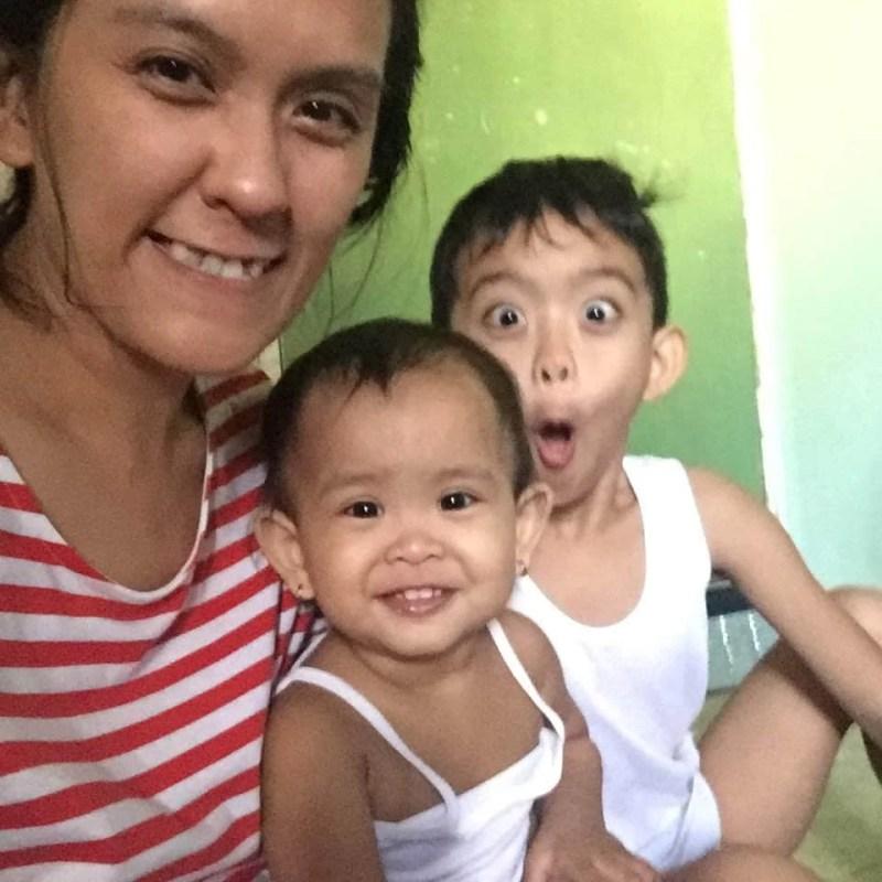 kiddos and i