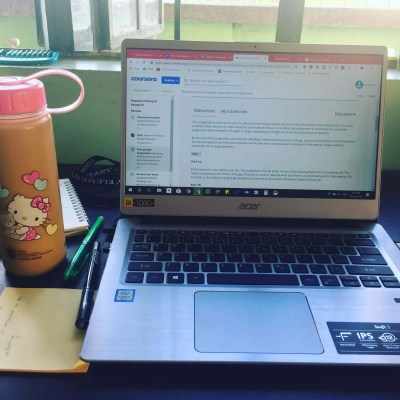 Blogging for a living