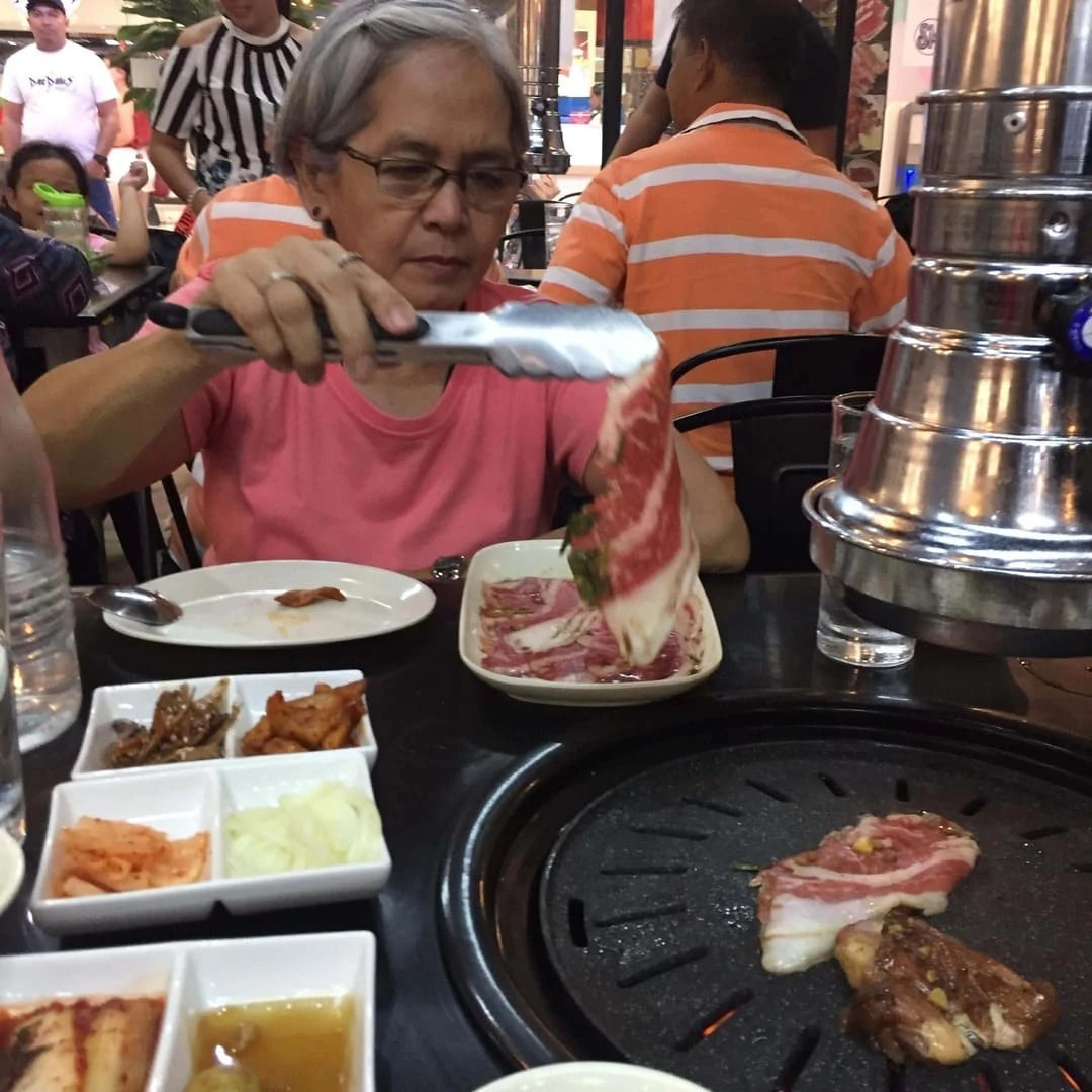 Samgyeopmasarap SM review price and food