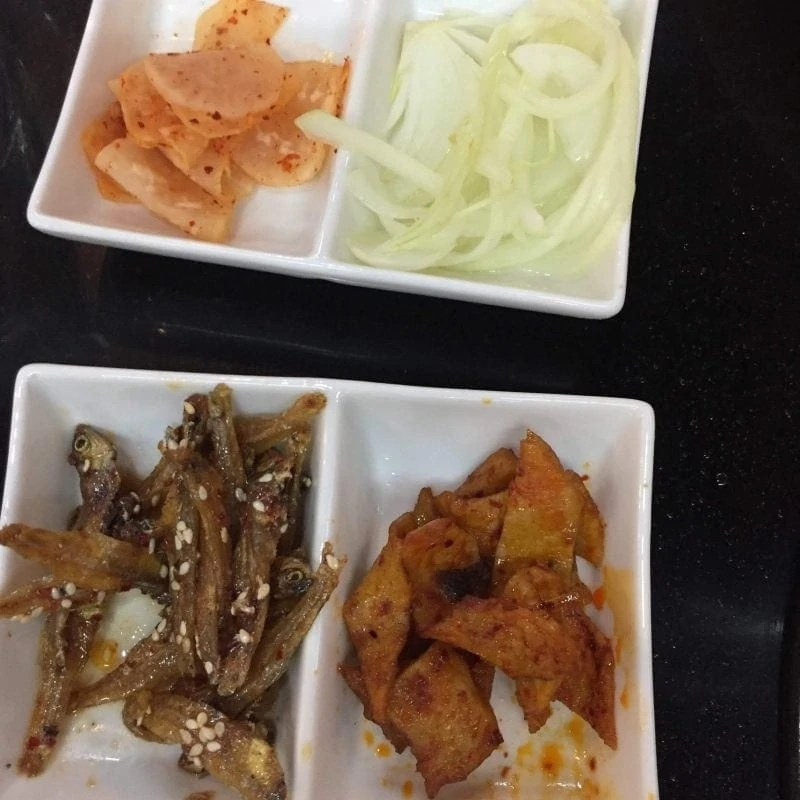 samgyeopsal side dishes unli korean bbq bacoor cavite