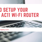 How To Set Up Your Tenda AC11 (AC1200) Gigabit MU-MIMO Wi-Fi Router