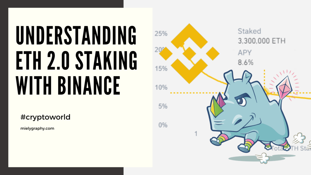 ETH 2.0 Staking with Binance