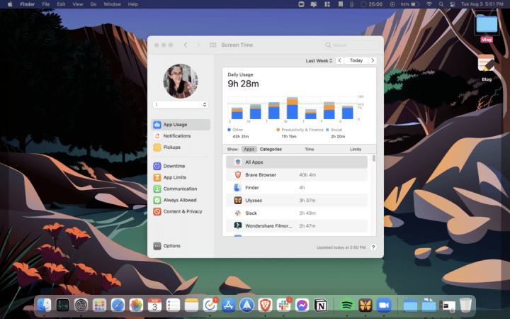 Daily usage review on MacBook Air M1