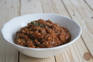 Salsa bolognesa 1