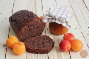 Bizcocho de chocolate sin azúcar 1