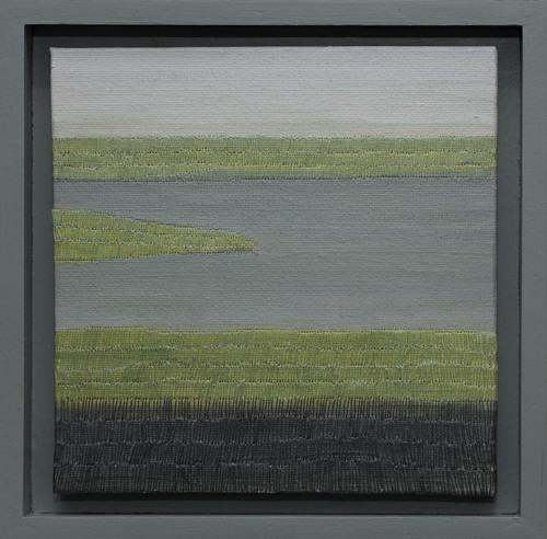 expositie miep galerie wegert & sadocco in winkel. schilderij op de tentoonstelling.